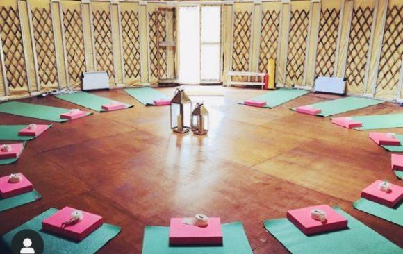Sally's Yoga Events